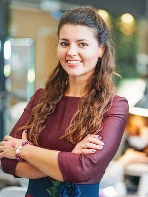 Зарина Абрамова
